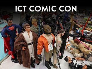 ict comic con events in wichita ks, festivals and events in wichita, family friendly