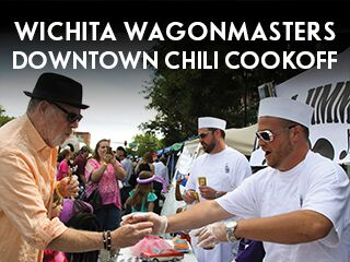 wichita wagonmasters downtown chili cookoff, events in wichita ks, festivals and events in wichita