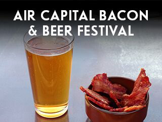 air capital bacon & beer festival, events in wichita ks, festivals and events in wichita, foodies in wichita ks
