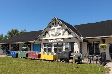 Flin Flon Station Museum