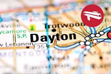 Dayton Area Map | Dayton Directions & Maps on