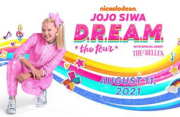 JOJO SIWA D.R.E.A.M. THE TOUR