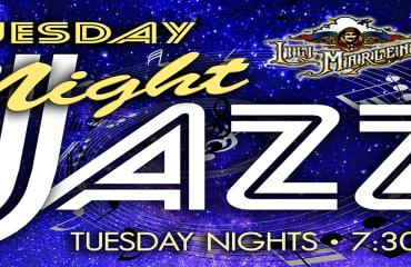 Tuesday Night Jazz at Seville Quarter