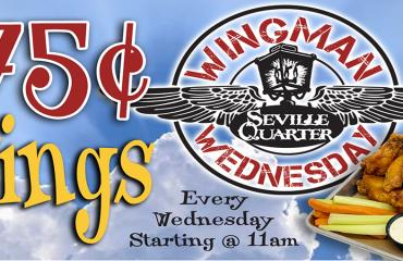WingMan Wednesday