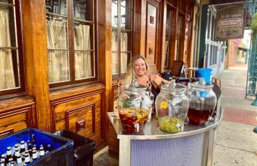 Seville Quarter Happy Hour