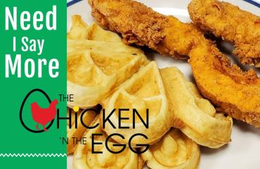 10% Off Discount with Room Key at Chicken n the Egg