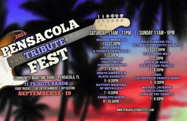 Pensacola Tribute Fest