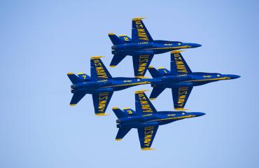 2021 Pensacola Beach Blue Angels Air Show