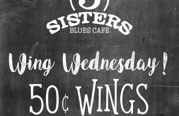 Five Sisters Wing Wednesday