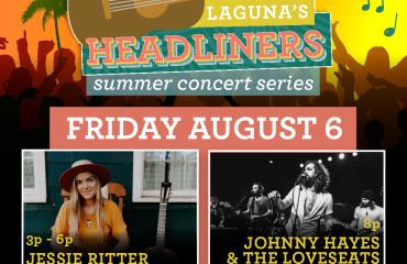 Laguna's Headliners: Summer Concert Series