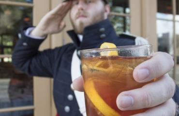 23 Star Star Salute Cocktail