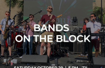 Bands on the Block - A Live Music Event