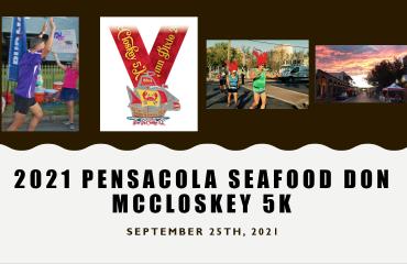 2021 Pensacola Seafood Don McCloskey 5K