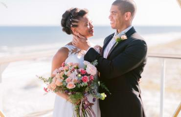Gulf Front Wedding Package