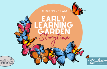 Early Learning Garden Storytime