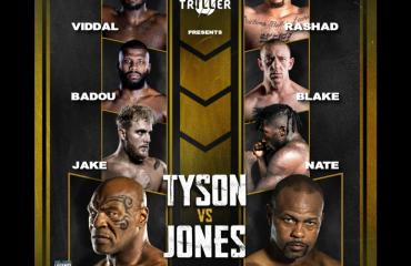 Tyson v Jones Fight Night - No Cover