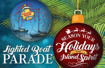 Season Your Holidays Lighted Boat Parade