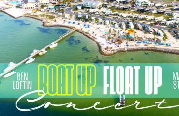 Boat Up-Float Up Concert