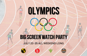 Olympics Big Screen Watch Party