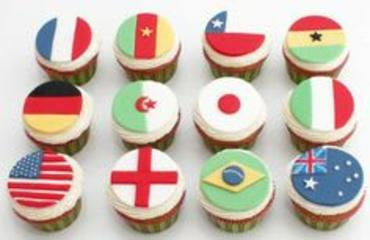 Camp Global Jr. Chefs: Global Foods, Summer Olympic Edition - Week of July 19 at 9 am (ages 10-15)