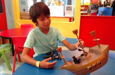 Discounted Sundays at Historic Pensacola's Pensacola Children's Museum