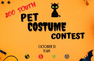 200 South Pet Costume Contest