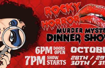 Rocky Horror Murder Mystery Dinner Show