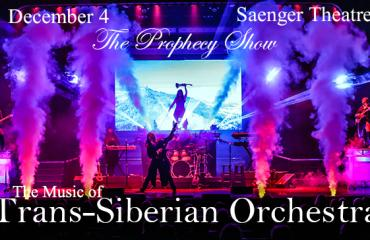 The Prophecy Show - Music of Trans Siberian Orchestra