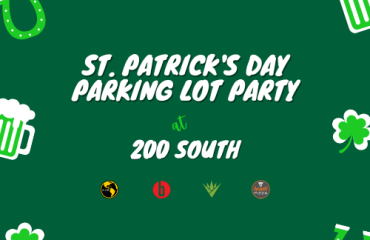 St. Patrick's Day Parking Lot Party