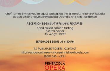 Bonsai Presents, Sunset Serenade