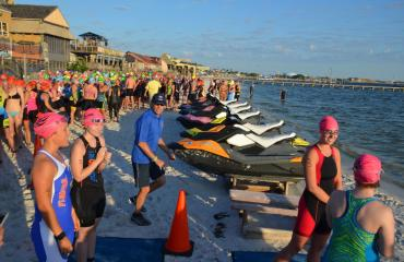 Zarzaur Law Santa Rosa Island Triathlon 2021