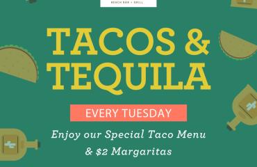Tacos & Tequila Tuesdays at Laguna's