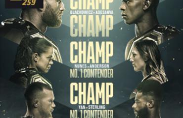 Blachowicz vs Adesanya UFC Fight - NO COVER!