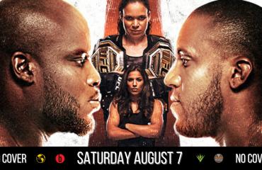 UFC 265 -Lewis v Gane - NO COVER!