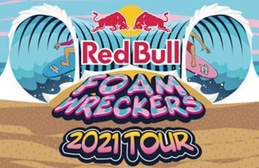 Red Bull Foam Wreckers