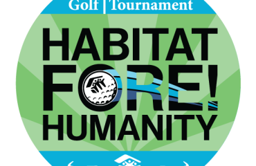Annual Habitat FORE! Humanity Golf Tournament