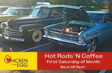 Hot Rods 'N Coffee