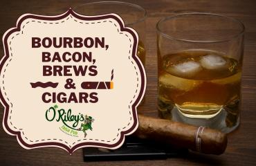 Bourbon, Bacon, Brews and Cigars