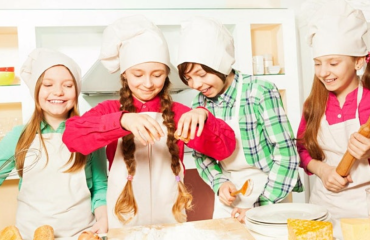 Culinary Kids Camp (Ages 10 to 13)