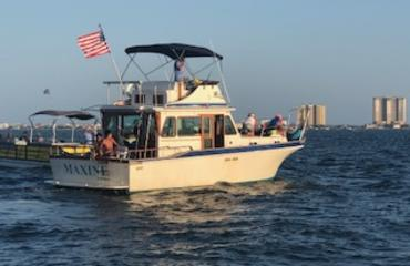 Get Into The Gulf Luxury Boat Rental