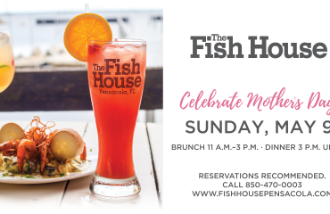 The Fish House Serving Mother's Day Brunch and Dinner