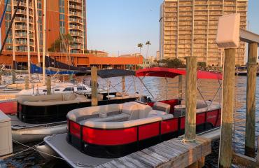 Military Discount for Pontoon Boat Rentals
