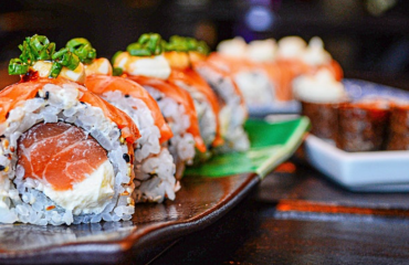 Hands-On Sushi Class with Chef Summer
