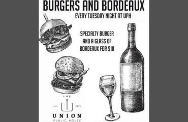 Burgers and Bordeaux