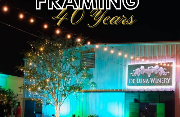 Pensacola Habitat's Anniversary Gala: Framing 40 Years