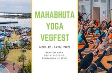 Mahabhuta Yoga Vegfest