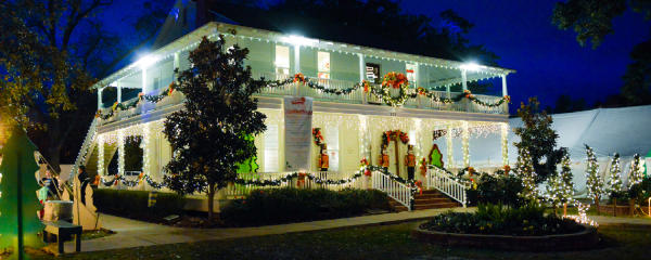 Holiday House in Sulphur, La.