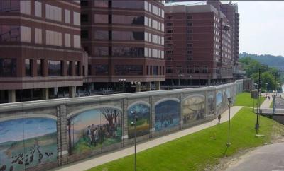 Roebling Murals