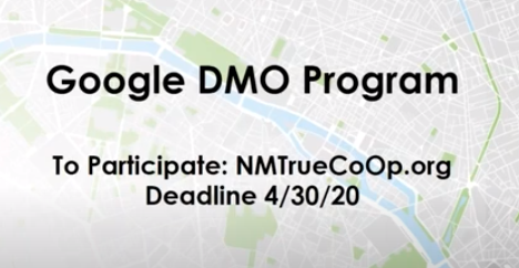 Video Thumbnail - youtube - New Mexico Tourism Department Recovery Readiness Initiative: Google DMO Program