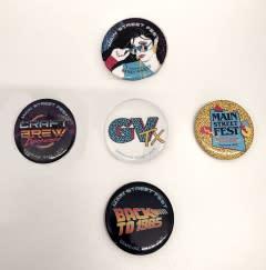 Main Street Fest Buttons